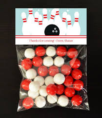 Diy Bowling Favors by 87 Best Bowling Themed Images On Birthday