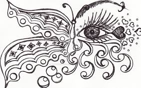 butterfly eye by tattooedwingdesigns on deviantart