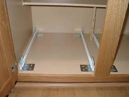 Best  Pull Out Shelves Ideas On Pinterest Deep Pantry - Roll out kitchen cabinet shelves