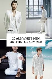 all white casual 20 all white for to rock this summer styleoholic