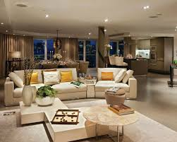 Open Concept Living Room by Open Plan Living Room Houzz