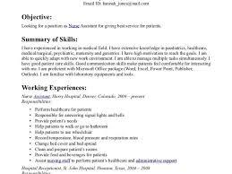 Sample Of Cna Resume by Peachy Design Cna Resume Sample 7 Professional Cna Samples Cv