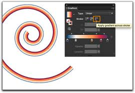 tutorial illustrator gradient adobe illustrator cs6 gradients on strokes finally rocky
