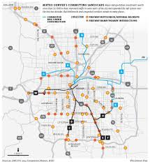Denver Traffic Map Portfolio U2014 Michelle Doe