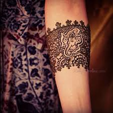 henna tattoo cuff design around the arm one of my favorite henna