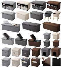hocker schlafzimmer sitzbänke hocker fürs schlafzimmer ebay
