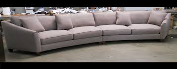 curved couch wonderful round sectional sofa curved sofas couches and half www