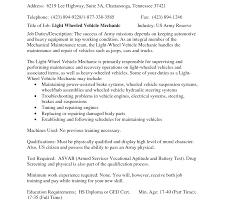 light equipment operator job description heavy equipment service technician resume mobile mechanic skills
