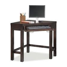 shop home styles city chic casual corner desk at lowes com