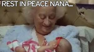 Sleep Number Bed Actress Royle Family Actress Liz Smith My Anguish At Playing Dying Nana