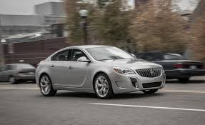 2015 Buick Grand National And Gnx 2014 Buick Regal Turbo Awd Gs Awd Test U2013 Review U2013 Car And Driver