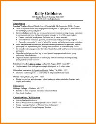 sample resume for teacher assistant resume examples sample