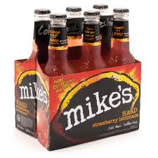 how much alcohol is in mike s hard lemonade light mike s hard lemonade hard strawberry lemonade 6 pack beer