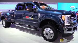 2017 ford f450 super duty lariat exterior and interior