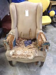 How To Reupholster A Wingback Armchair Awesome How Much Does It Cost To Reupholster A Wingback Chair In