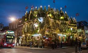 a classic christmas in london a traveler s 10 of the best london pubs for the christmas season travel the