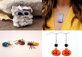 15 incredible diy halloween jewelry tutorials