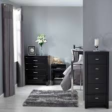 Silver Leaf Nightstand Bedroom Furniture Sets Tall Narrow Black Nightstand Tall Bedside