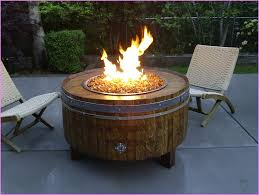 Patio Fireplace Table Fire Pits Propane Crafts Home