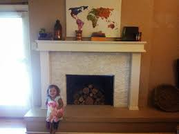 fireplace makeover india loves texas