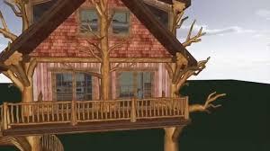Tree House Floor Plan Jeremiah Johnson Tree House Floorplan Youtube