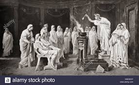 ancient roman priests stock photos u0026 ancient roman priests stock