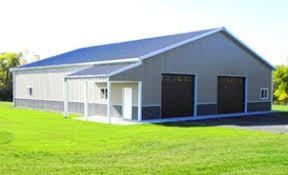 Pole Barns Dayton Ohio Troy Built Buildings Custom Built Pole Barns And Metal Buildings