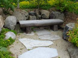 Stone Bench For Sale Bench Split Log Bench For Sale Make Your Own Rustic Log Bench
