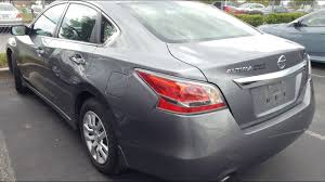 brown nissan altima 2015 2015 gun metallic nissan altima 4d sedan p2022a youtube