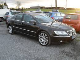 volkswagen phaeton 2005 used volkswagen phaeton cars for sale motors co uk