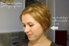 short hair over ears longer in back short back and sides haircut hairstyle for women man