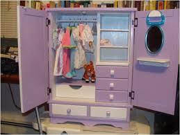 18 inch doll storage cabinet closet doll closet 18 inch dolls also 18 inch doll wardrobe closet