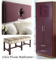 Plum Bedroom Bedroom Surprising Plum Colored Bedroom Decoration Using Purple