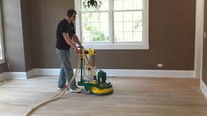 Wood Floor Sander Rental Home Depot by Dustless Hardwood Floor Sanding Naperville Il Youtube