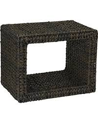 wicker end tables sale spring sale household essentials indoor outdoor wicker end table