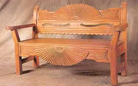 Solid Wood Benches Hand Carved Bench Indoor Outdoor Benches Solid Wood Benches