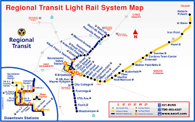 Light Rail Phoenix Map by Sacramento Light Rail Map My Blog