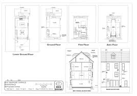 cornwall architectural design loft conversion and new dormer in