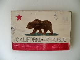wooden california wall best 25 california flag ideas on california