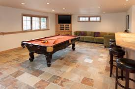 Basement Room by Best To Worst Rating 13 Basement Flooring Ideas