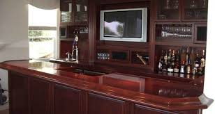 custom made kitchen cabinets bar home organization stunning premade wet bar a divide wet bar