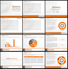 design logo ppt bold serious accounting powerpoint design for a company by best