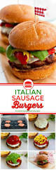 backyard grill stuffed burger press loaded italian sausage burgers a grilling kit giveaway