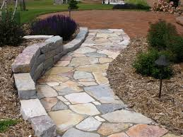 Irregular Stone Patio Fresh Perfect Irregular Flagstone Walkways 18210