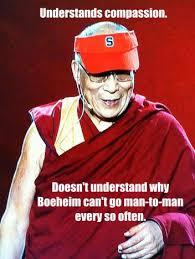 Syracuse Meme - introducing the cuse dalai lama meme troy nunes is an absolute