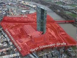 bce sede centrale inauguraci祿n de la nueva sede banco central europeo mil