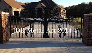 themed gate designs