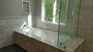 Bathroom Fixtures Dallas Marvelous Slate Bathroom Tile With Counter Bronze Fixtures Dallas