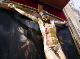 14143633 jesus christ on the cross from mallorca church u2013 all my roads