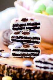 where can i buy white chocolate covered oreos these white chocolate covered oreos are decorated with